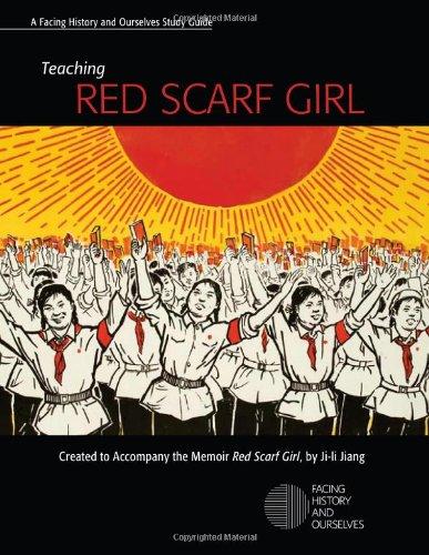 the psychological weapons in red scarf girl a historical memoir by ji li jiang peer pressure loyalty