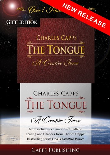 9780981957487: The Tongue, a Creative Force Gift Edition