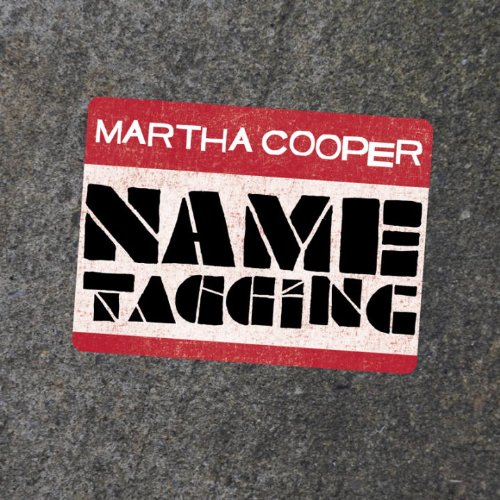 Name Tagging 9780981960067 In Name Tagging, graffiti photography legend Martha Cooper presents a dizzying array of  Hello My Name Is  stickers adorned with tags, the origin of graffiti and today's street art cultures. Cooper's introduction, artist interviews and photographs make clear how artists famed and anonymous take advantage of the accessibility and practicality of nametag stickers. From CLAW MONEY and NECK FACE to TWIST, SURE, FAUST, COSBE and many, many more, Cooper's camera has captured the artistry and audacity of these artists and their distinctive tags. Name Tagging captures the variety and innovation of tags, crediting the form's history while demonstrating how old school methods breed some of today's most exciting graffiti.