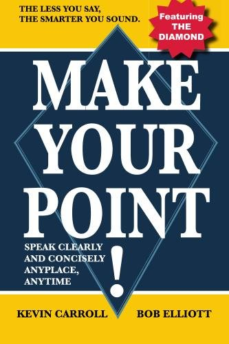 9780981960807: Make Your Point!: Speak Clearly And Concisely Anyplace, Anytime