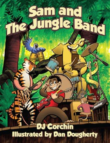 Sam & The Jungle Band (Sam & The Jungle Band Series): Corchin, DJ