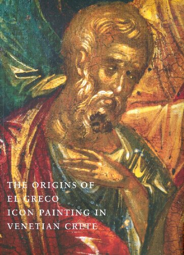 9780981966601: The Origins of El Greco: Icon Painting in Venetian Crete