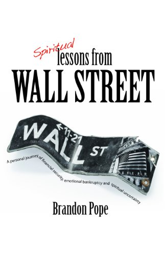 9780981968216: Spiritual lessons from Wall Street
