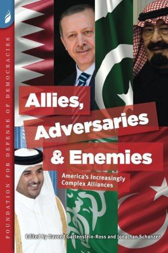 9780981971278: Allies, Adversaries and Enemies: America's Increasingly Complex Alliances