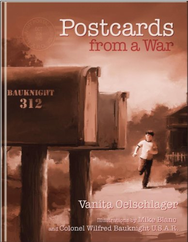 9780981971407: Postcards from a War
