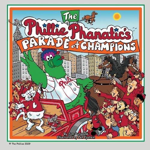 The Phillie Phanatics Parade of Champions: Burgoyne, Tom