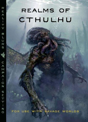 Realms of Cthulhu (REB20001, Savage Worlds): Sean Preston