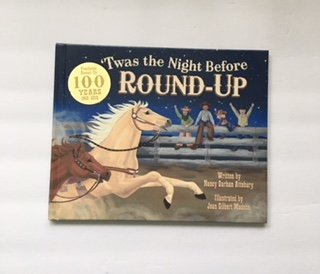 Twas the Night Before Round Up