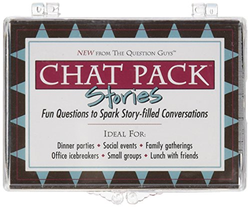 9780981994611: Chat Pack Stories: Fun Questions to Spark Story-filled Conversations
