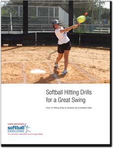 9780981994710: Softball Hitting Drills for a Great Swing NEW