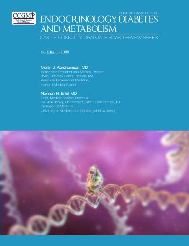 9780982001370: Educational Review Manual in Endocrinology, Metabolism, and Diabetes, 5th Edition (Castle Connolly Graduate Board Review)