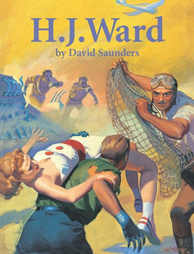 H.J. Ward: David Saunders