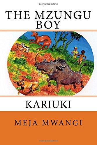 9780982012673: The Mzungu Boy