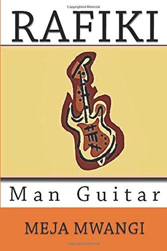 9780982012697: Rafiki - Man Guitar