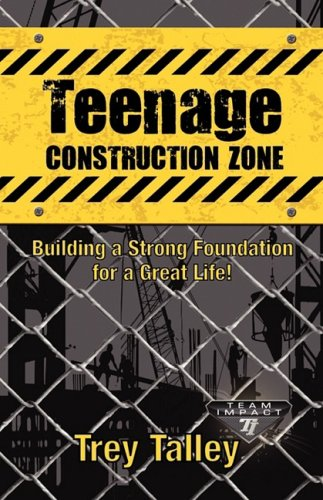 9780982014103: Teenage Construction Zone