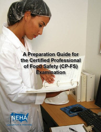 9780982014318: CP-FS Study Guide (2010 Edition) (A Preparation Guide for the Certified Professional of Food Safety (CP-FS) Examination)