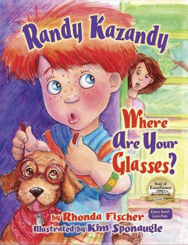 Randy Kazandy, Where Are Your Glasses?: Rhonda Fischer