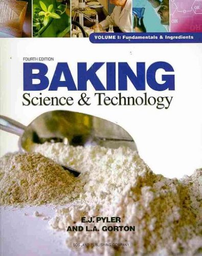 9780982023907: 1: Baking Science & Technology