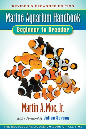 9780982026212: Marine Aquarium Handbook: Beginner to Breeder