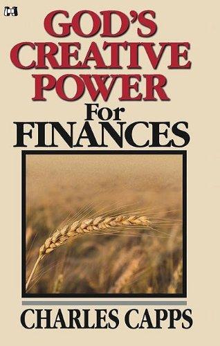 9780982032015: God's Creative Power Finances