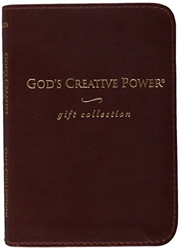 9780982032039: God's Creative Power Gift Collection: God's Creative Power Will Work for You, God's Creative Power for Healing, God's Creative Power for Finances [BOX SET] (Leather Bound)