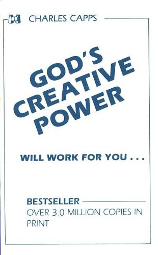 9780982032060: God's Creative Power Will Work For You