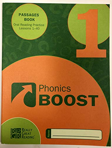 Phonics Boost Book: Oral Reading Practice for: Linda Farrell, Michael