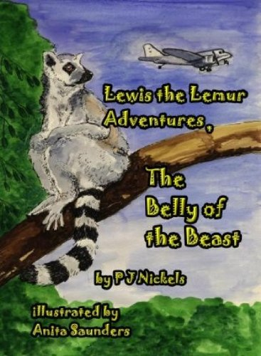 9780982032848: Lewis the Lemur Adventures, The Belly of the Beast