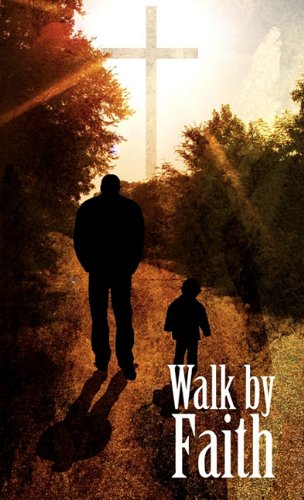 Walk By Faith - Christian Spiritual Journal (Hardback)