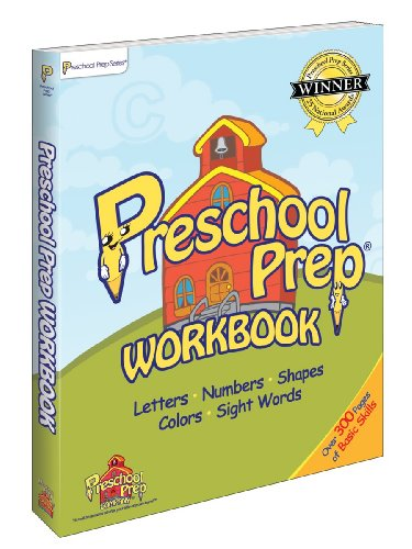 Preschool Prep Workbook (featuring all of the characters from Meet the Letters, Meet the Numbers, ...