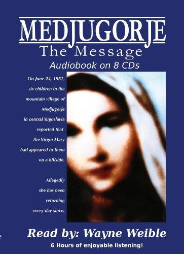 9780982040720: Medjugorje: The Message