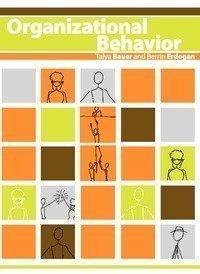Organizational Behavior: Talya Bauer