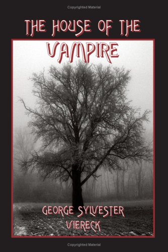 9780982046708: The House of the Vampire