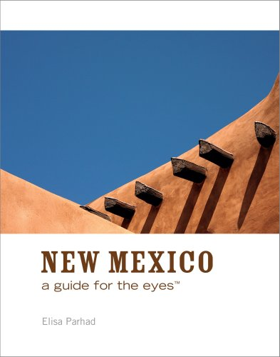 9780982049709: New Mexico: A Guide for the Eyes