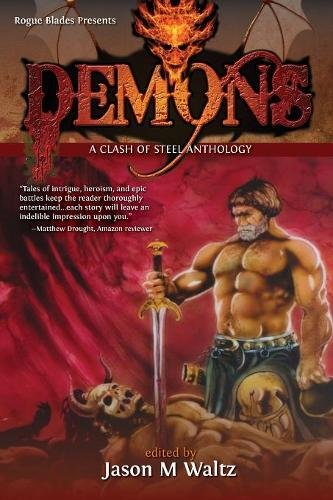 Demons: A Clash of Steel Anthology: Carl Walmsley