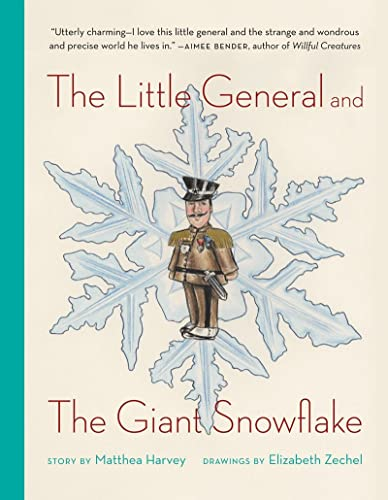 9780982053911: The Little General and the Giant Snowflake