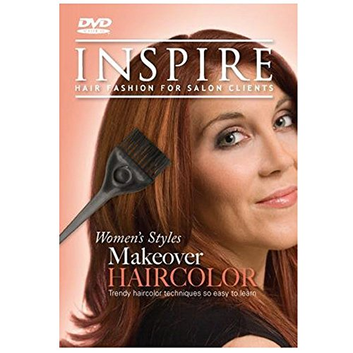 9780982056035: Women's Styles: Makeover Hair Color