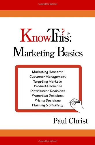 KnowThis: Marketing Basics: Christ, Paul