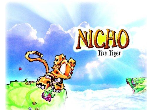 Nicho The Tiger: Painting A Better World: Khan, Nicholai