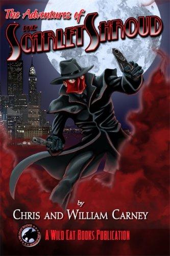 The Adventures of the Scarlet Shroud: Carney, Chris