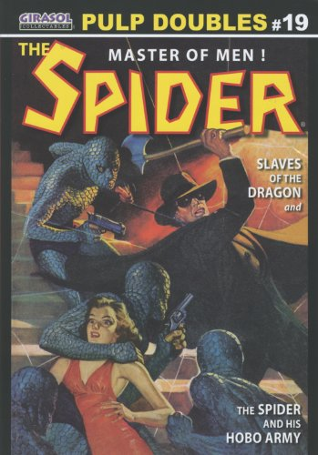 "The Spider Pulp Doubles #25: """"The Spider and the Jewels of Hell"""" & """"Recruit for the Spider Legion"""""