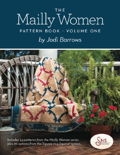 The Mailly Women Pattern Book, Vol. 1 (9780982094860) by Jodi Barrows