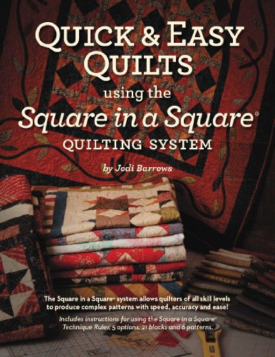 Quick & Easy Quilts (0982094892) by Jodi Barrows