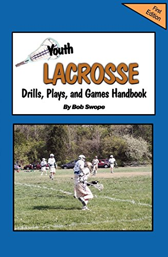 9780982096055: Youth Lacrosse Drills, Plays, and Games Handbook