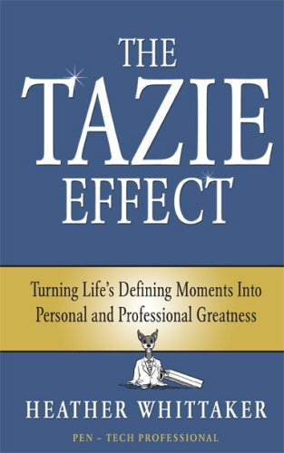 9780982096208: The Tazie Effect