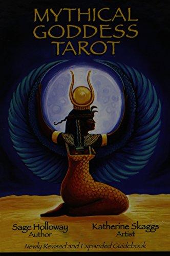 9780982103302: Mythical Goddess Tarot Deck and Guidebook Set