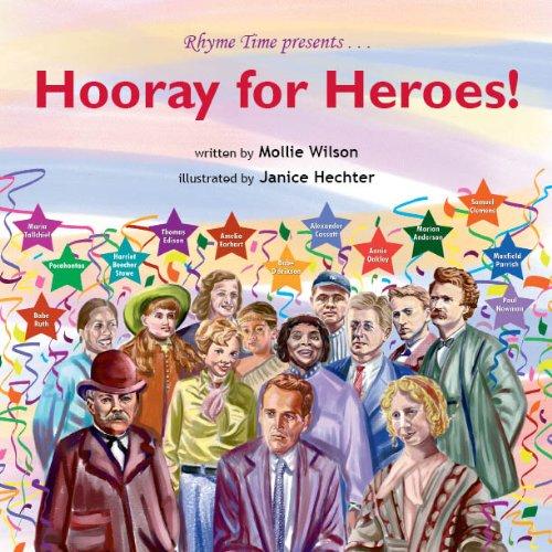 9780982107393: Hooray for Heroes!