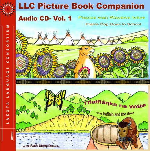 9780982110706: LLC Picture Book Companion Audio CD- Vol. 1