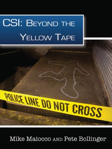CSI: Beyond the Yellow Tape: Bollinger, Mike Maiocco
