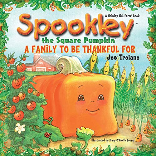 9780982120323: Spookley the Square Pumpkin a Family to Be Thankful for